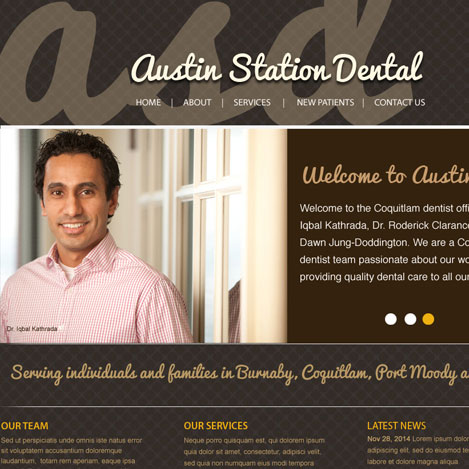 Austin Dental Station