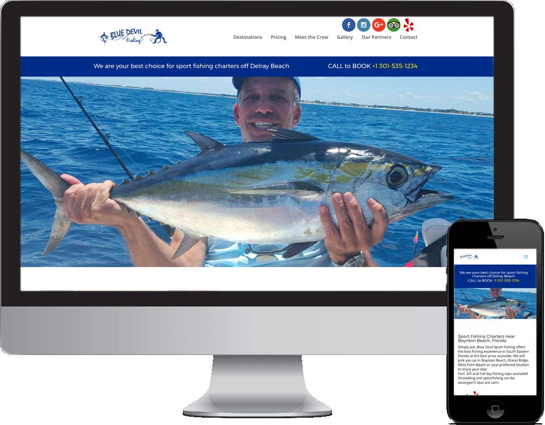 Blue Devil Fishing