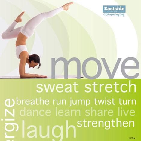 Eastside Fitness Posters