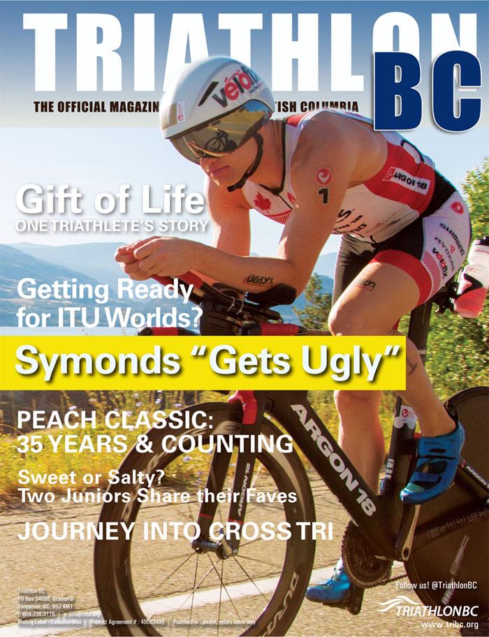 2017 Triathlon BC Magazine