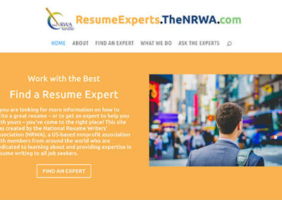 National Resume Writers' Association (NRWA)