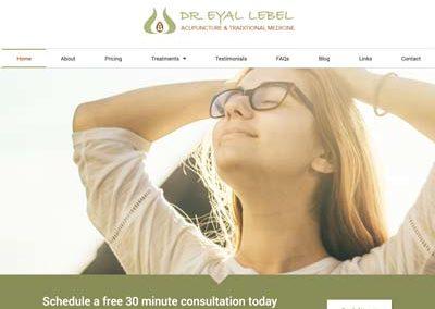 Dr Eyal Lebel TCM
