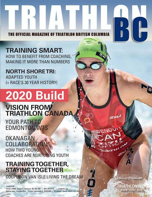 2019 Triathlon BC Magazine