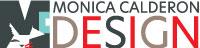Monica Calderon Design logo
